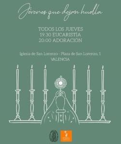 """La iglesia de San Lorenzo reabre este jueves sus puertas a los """"Jóvenes que dejan huella"""" de la diócesis"""