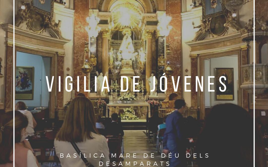 Primera Vigilia juvenil del curso en la Basílica